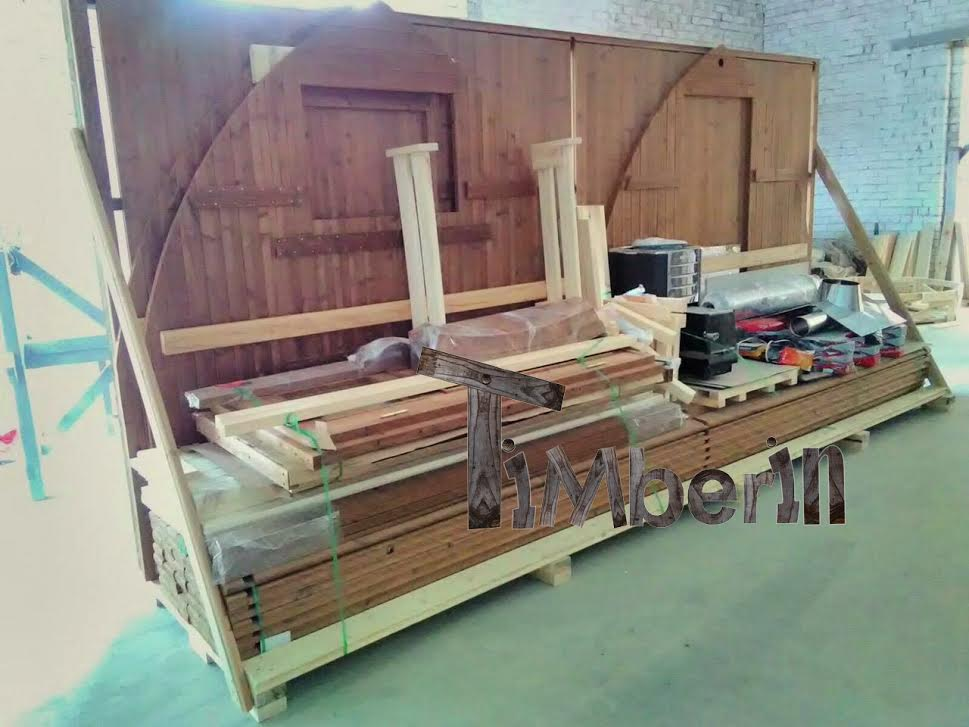 badetonne badezuber badefass badebottich erfahrungen timberin. Black Bedroom Furniture Sets. Home Design Ideas