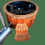 HotPot-Fiberglas-mit-Aussenofen-Thermoholz-150x150 badezuber badetonne  badefass finnland