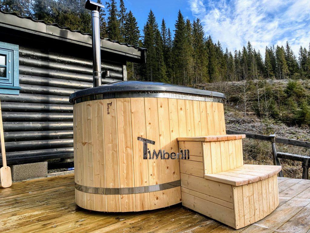 Finnische Badetonne Selber Bauen Timberin