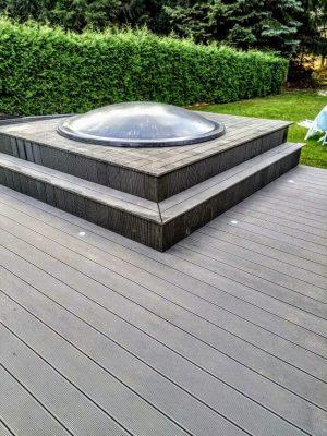 Badetonne-Fiberglas-Terrasse-Einbaumodell-Classic-Modell-30-300x400 Badetonne Fiberglas Terrasse Einbaumodell, Marc, Wettin-Löbejün, Deutschland