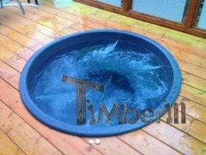 Badezuber | Badetonne | Badefass | Badebottich | Außenwhirlpool kaufen