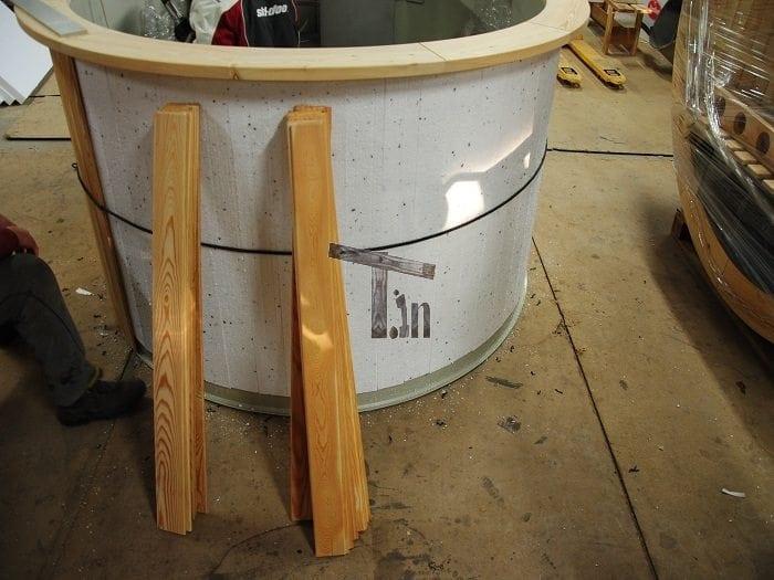 Holzverkleidung-2 Montage