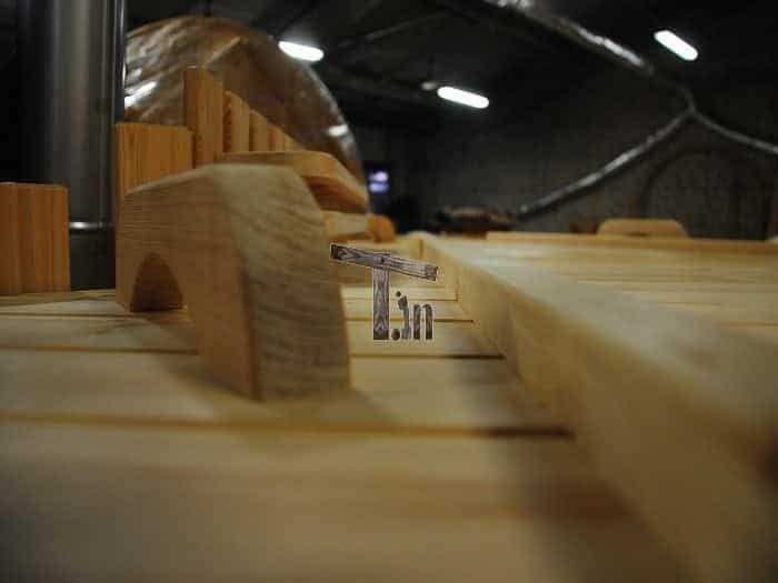 Montage-der-Holzdecke-2 Montage