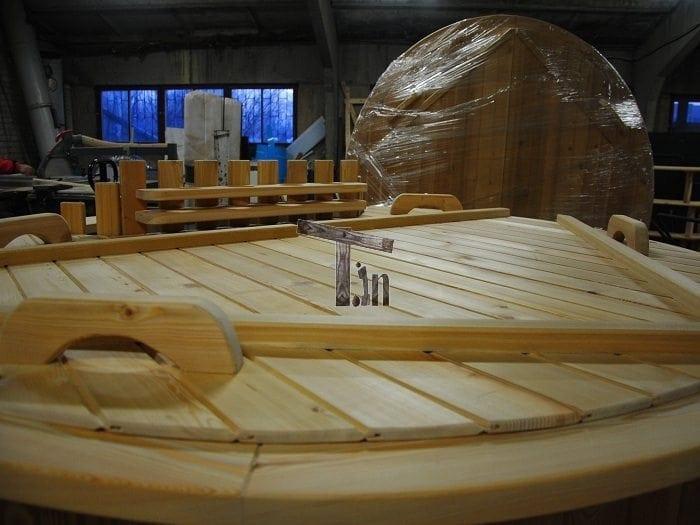 Montage-der-Holzdecke-4 Montage