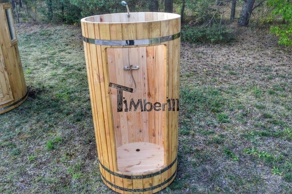 Dusche Aus Holz 2