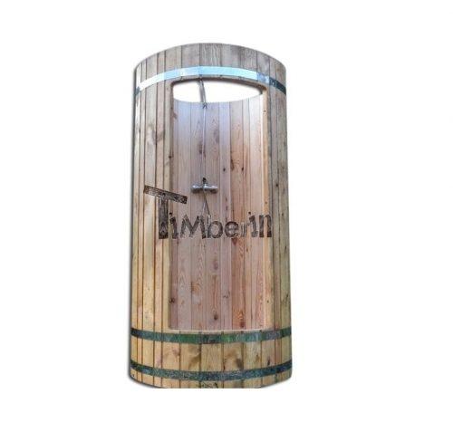 Holzaußendusche1