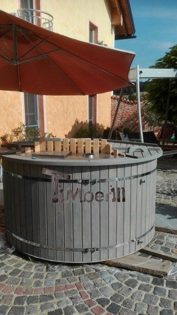 Badefass Mit Kunststoff, Alfred, Ort Im Innkreis, Austria (2)