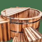 Kanadische-rote-Zeder-Royal-Badezuber-1-150x150 3. Badezuber aus Holz