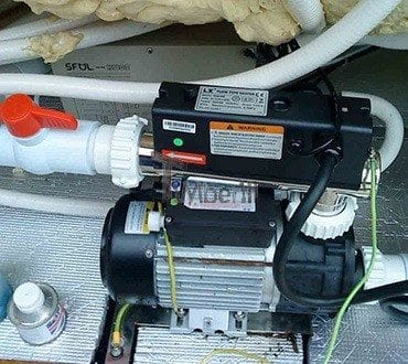Elektroheizer Für Whirlpools Und Badezubern (4)
