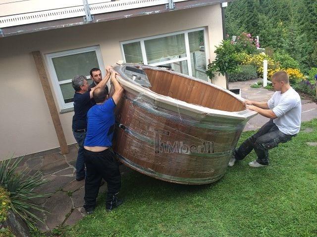Holzbadezuber Thermo Deluxe, Winfried, Todtmoos, Deutschland (5)
