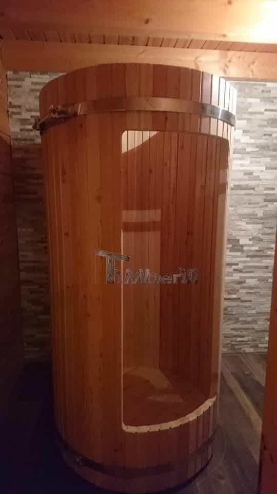 Holzdusche Für Sauna Oder Whirlpool, Sarah, Willich, Deutschland (2)