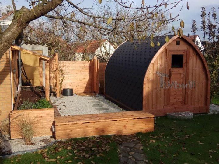 Außensauna Für Garten Iglu Design, Dirk, Wolfsburg, Deutschland (1)