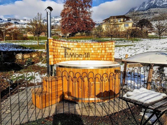 Badefass-gfk-Thermoholz-mit-integriertem-Ofen-Wellness-Royal-David-Schwyz-Schweiz-4-700x525 Badefass gfk Thermoholz mit integriertem Ofen Wellness Royal, David, Schwyz, Schweiz