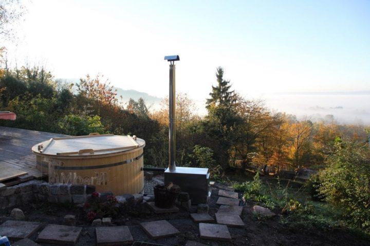 Badetonne Mit Kunststoffeinsatz, Birgit, Herrenberg, Deutschland (2)