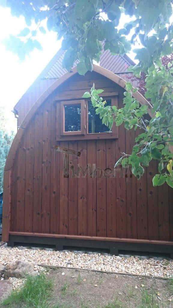 Außensauna-für-Garten-Iglu-Design-Diana-Schwarzenberg-Deutschland-1 Außensauna für Garten Iglu Design, Diana, Schwarzenberg, Deutschland