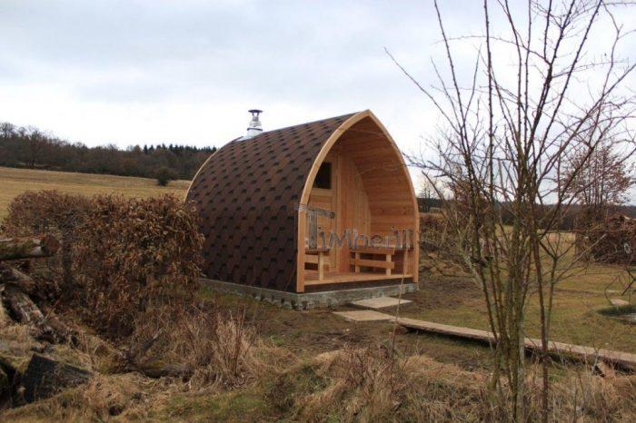Außensauna Für Garten Iglu Design, Thomas, Herbstein Rixfeld, Deutschland (1)
