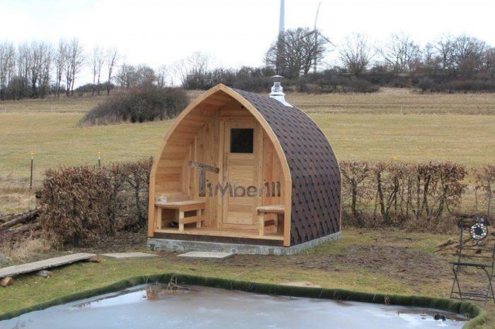 Außensauna Für Garten Iglu Design, Thomas, Herbstein Rixfeld, Deutschland (3)