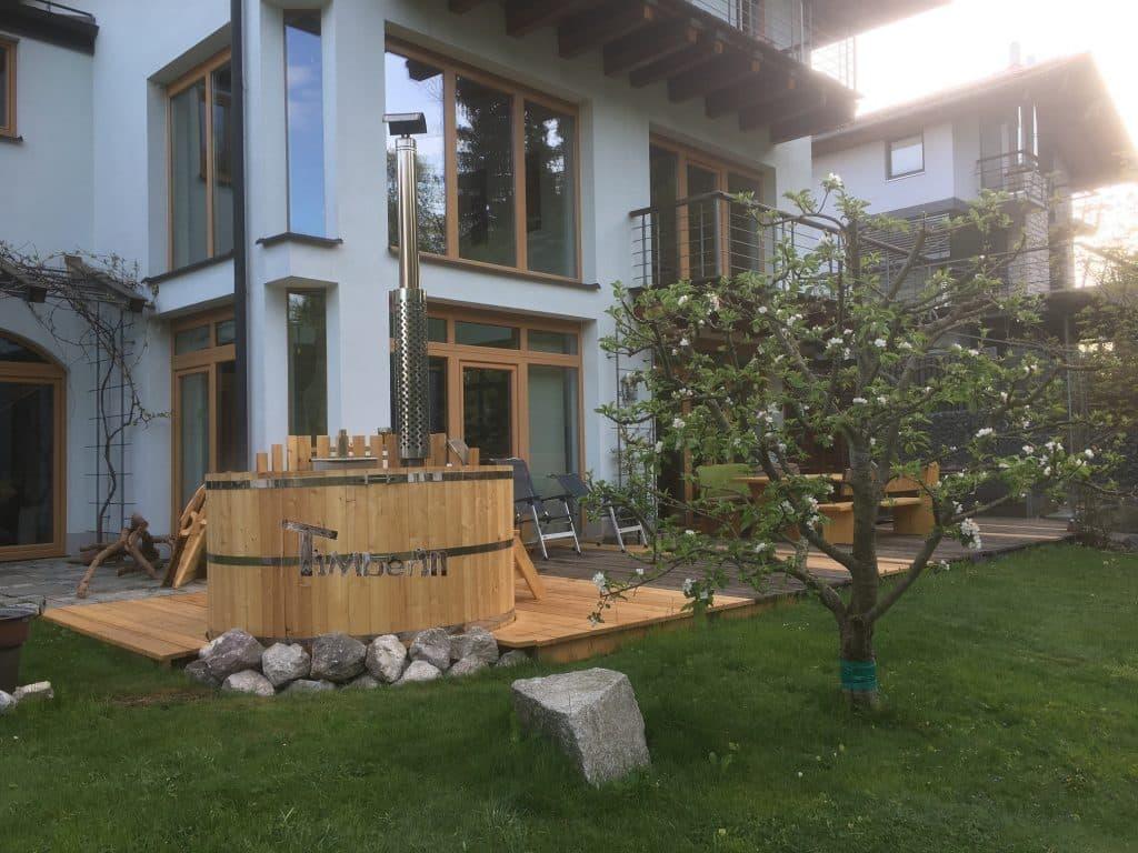 Holzbadetonne-günstig-Basic-Modell-Gunther-Holzkirchen-Deutschland Bewertungen - Erfahrung TimberIN