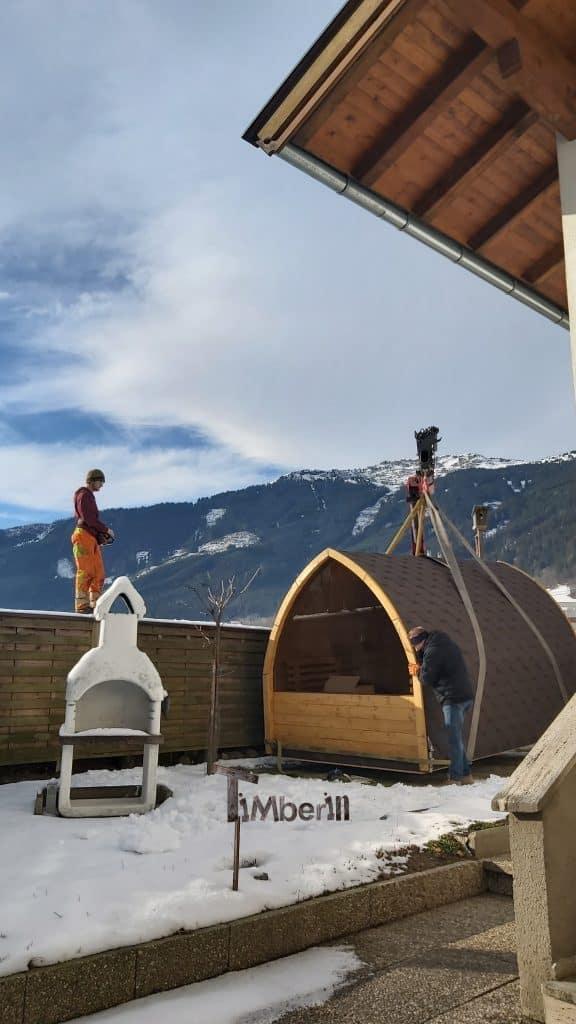 Außensauna-für-Garten-Iglu-Design-Ruth-Saalfelden-Österreich-4-scaled Bewertungen - Erfahrung TimberIN