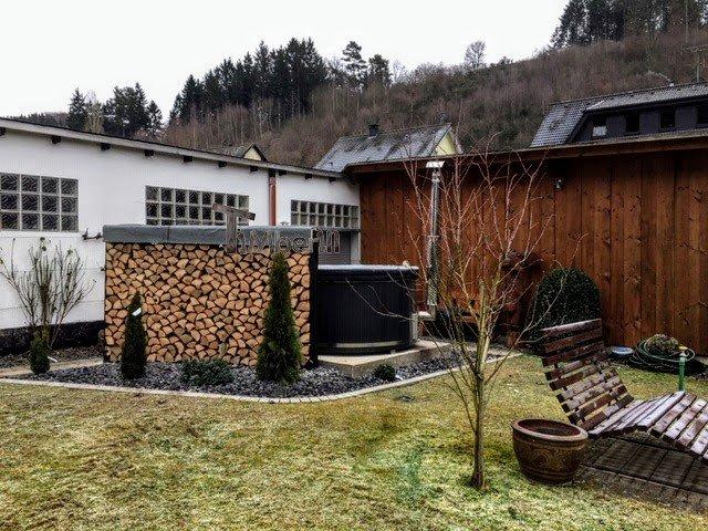 Badezuber GFK Scandinavia Keine Wartung, Jetzt Mit Smart Pelletheizung, Dieter, Leimbach, Deutschland (1)