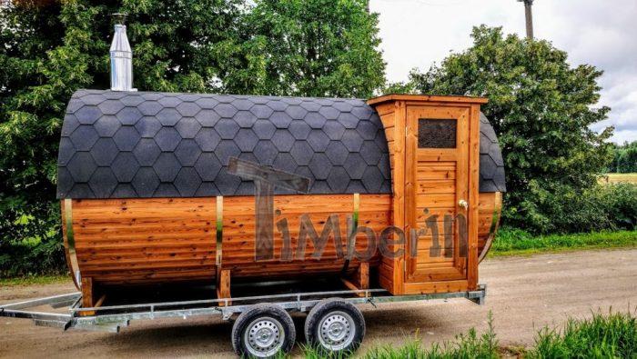 saunafass-auf-anhänger-1-scaled-700x395 Fasssauna - Saunafass - Aussensauna mit Vorraum, Holzofen in der Schweiz kaufen
