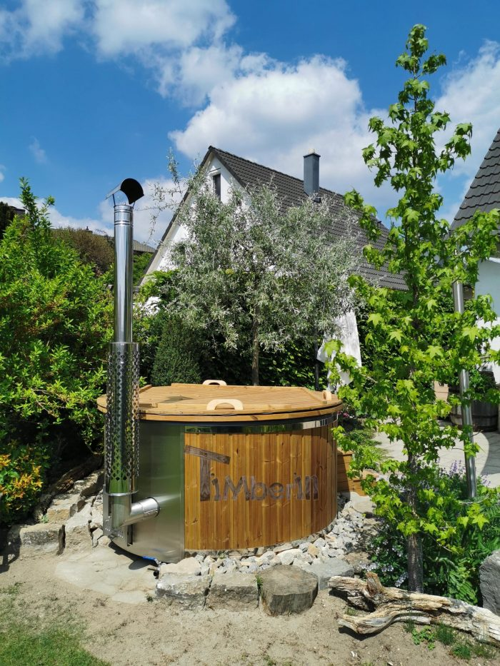 Badefass Gfk Mit Whirlpool Wellness Royal, Alexander, Nürnberg, Deutschland (6)
