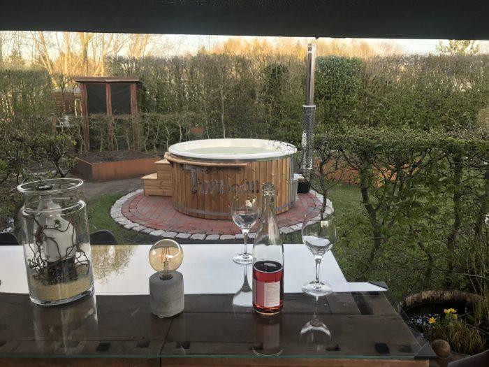 Badefass Gfk Mit Whirlpool Wellness Royal, Thomas, Rhauderfehn, Deutschland (1)