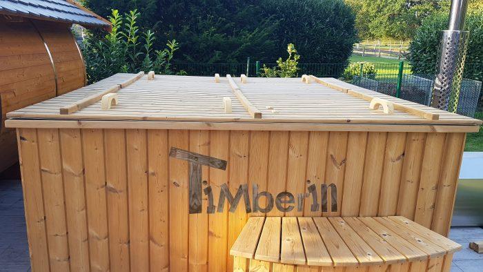 Badetonne Eckig Micro Pool Für 16 Personen! Party Tub, Michael, Barwedel, Deutschland (1)