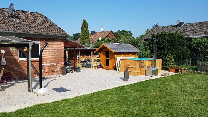 Badetonne Eckig Micro Pool Für 16 Personen! Party Tub, Michael, Barwedel, Deutschland (2)