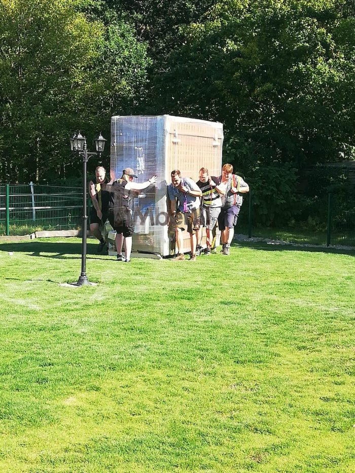 Badetonne Eckig Micro Pool Für 16 Personen! Party Tub, Michael, Barwedel, Deutschland (6)