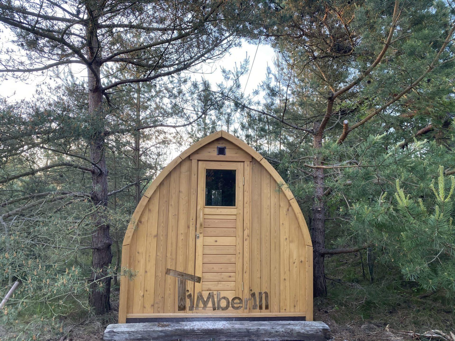 Außensauna-Gartensauna-Iglu-Pod-mit-Holzofen-Elektrisch-Jörg-Ostseebad-Prerow-Deutschland-scaled Bewertungen - Erfahrung TimberIN