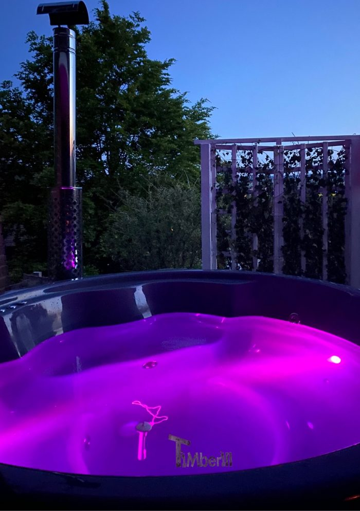 Badefass Gfk Mit Whirlpool Wellness Royal, Sina, Dassel, Deutschland (1)