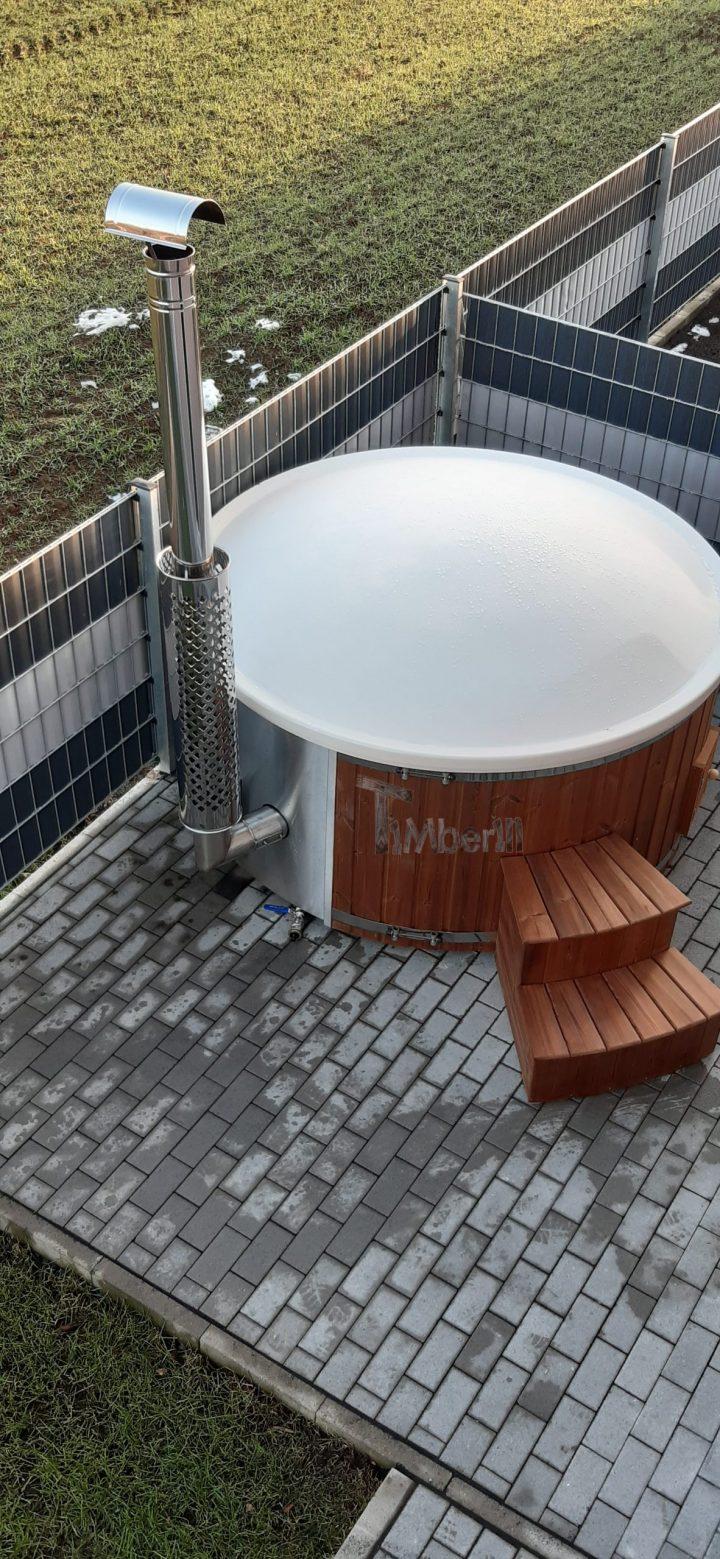 Badefass Gfk Mit Whirlpool Wellness Royal, Markus, Tütschengereuth, Deutschland (1)