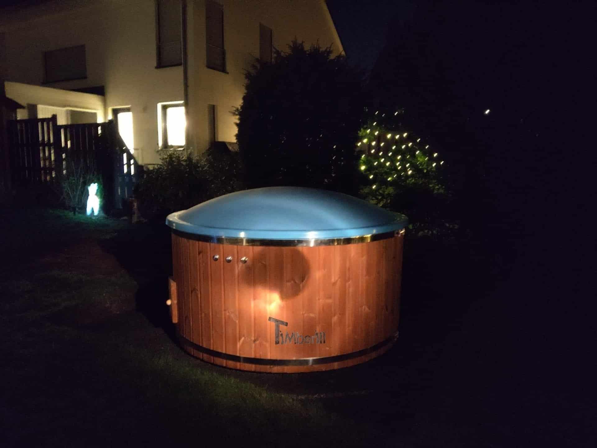 Badezuber elektrisch beheizt mit Elektroheizung Claudia Thomas Wermelskirchen Deutschland 1