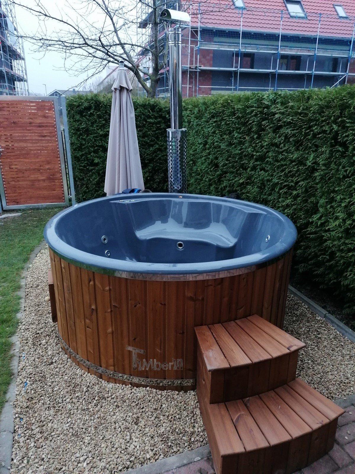 Badefass gfk mit Whirlpool Wellness Royal Sven Lengede Deutschland 1