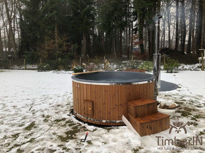 Badefass Badezuber Mit Whirlpool Wellness Royal, Jan, Kirchlinteln Kreepen, Deutschland (2)