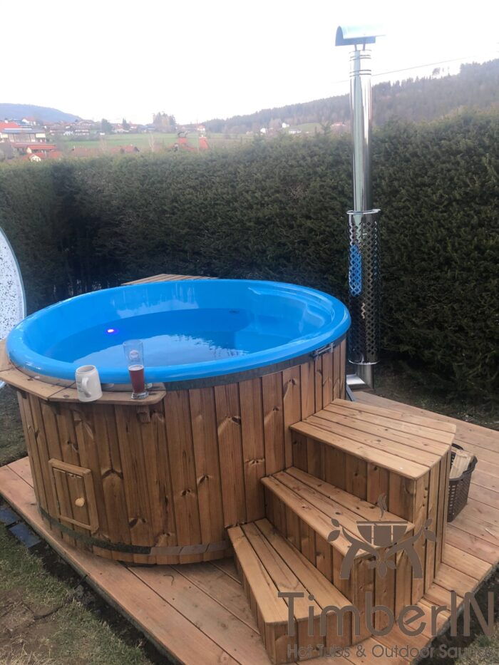 Badefass Badezuber Mit Whirlpool Wellness Royal, Bettina, Lindberg, Deutschland (2)