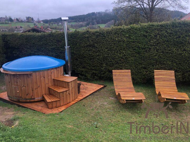 Badefass Badezuber Mit Whirlpool Wellness Royal, Bettina, Lindberg, Deutschland (6)