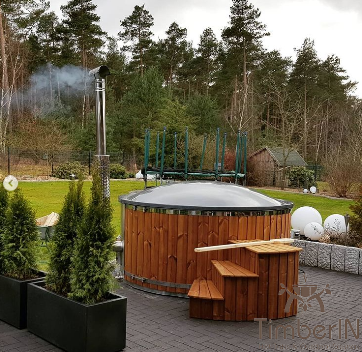 Badefass Badezuber Mit Whirlpool Wellness Royal, Maike, Winsen, Deutschland (1)