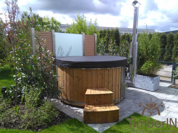 Badefass Badezuber Mit Whirlpool Wellness Royal, Uwe, Olching, Deutschland