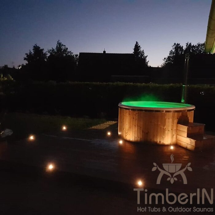 Badefass Gfk Mit Whirlpool Wellness Royal, Andrea, Winsen, Deutschland (3)