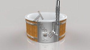 Badetonne_GFK_Wellness_3D_Render_(20) Badefass gfk Thermoholz mit integriertem Ofen Wellness Royal