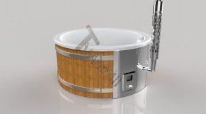 Badetonne_GFK_Wellness_3D_Render_(4) Badefass gfk Thermoholz mit integriertem Ofen Wellness Royal