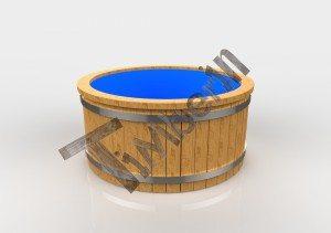 Fiberglass_deluxe_3d_(4) Elektro-Whirlpool im Freien Wellness konisch