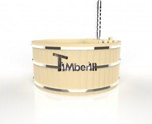Holzbadezuber_Basic_3d_(5) Holzbadetonne günstig Basic Modell